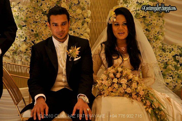 Umara Sinhawansa Wedding Photos