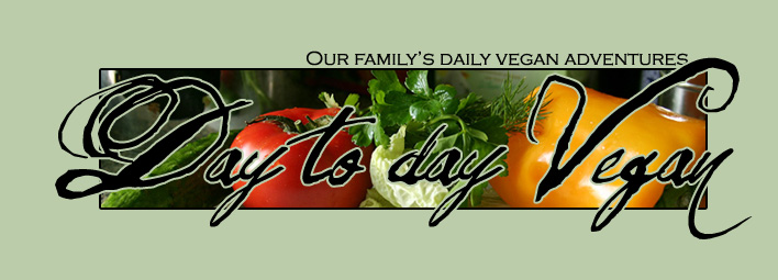 Day to day Vegan