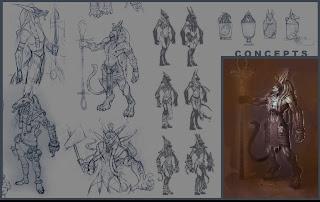 ArtofAlanLee: Anubis Artwork