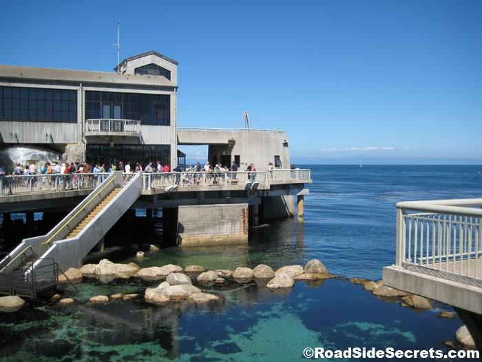 San Francisco Bay Area Roadsidesecrets The Monterey Bay