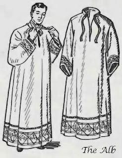 Lex Orandi Lex Credendi: Catholic Priest Vestments- Part II