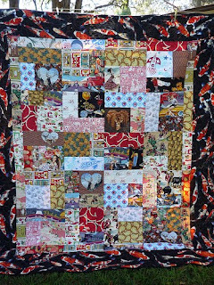 My quilt History Part 7 - Phil's Quilt