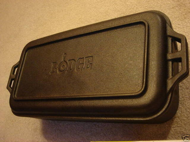 Ramblings On Cast Iron The Lodge Roaster Discontinued