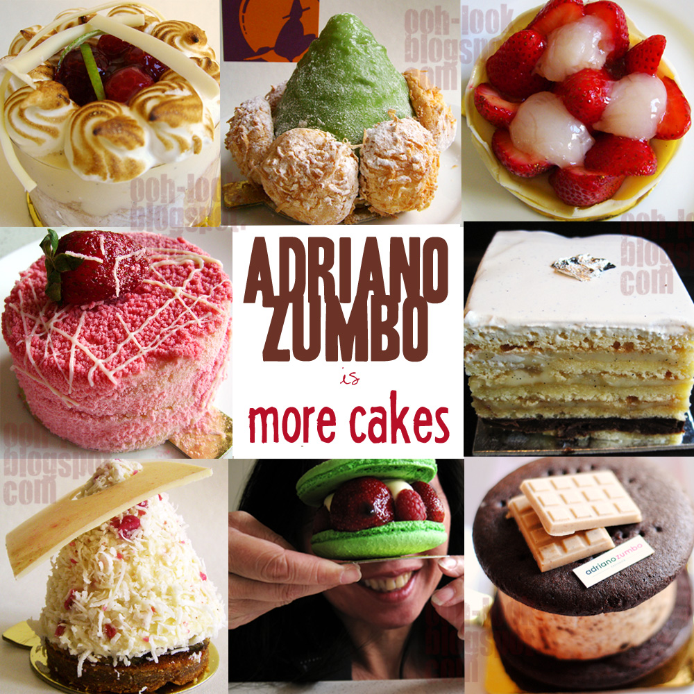 Ooh, Look...: Adriano Zumbo, TV And Ooh, Look... It's My