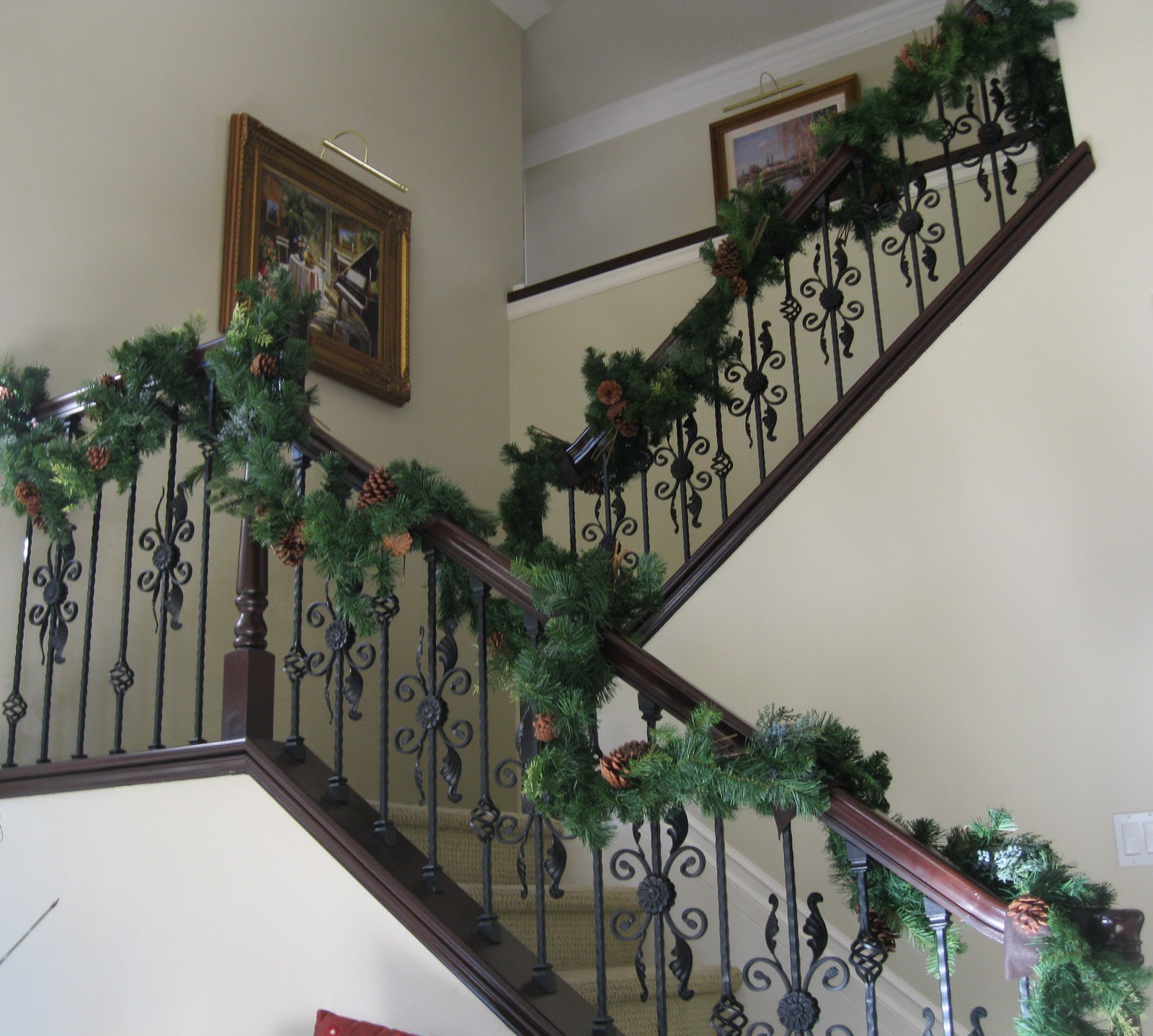 c b i d home decor and design christmas decor garlands