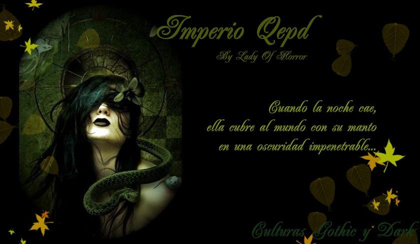 QEPD ۞ Mai, il repose en paix .... Empire de la Dame de l'horreur ... Bienvenue )O(