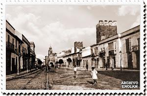 Calle Ancha.