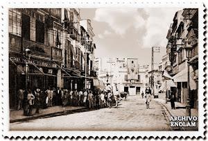 Calle Lancería.