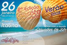 Show na Praia de Itaúna - SAQUAREMA-RJ