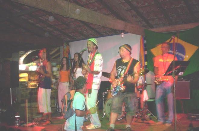 Oriundos de Jáh no NECTAR - ABRIL DE 2008