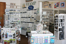 Huge selection of clear and cling stamps!