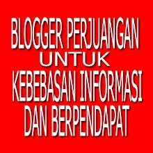 pro blogger perjuangan