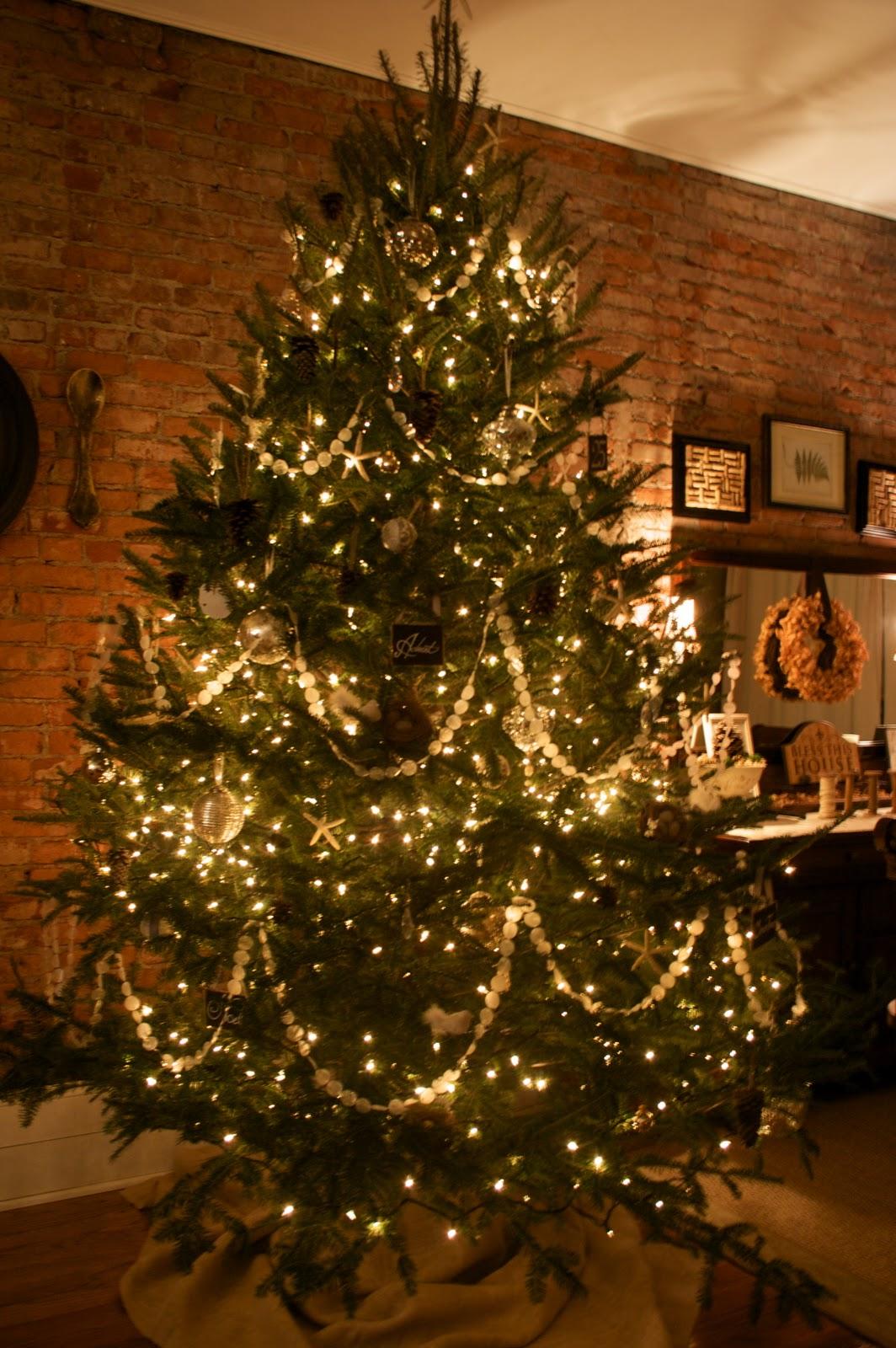 Ballard Designs Inspired Christmas Tree