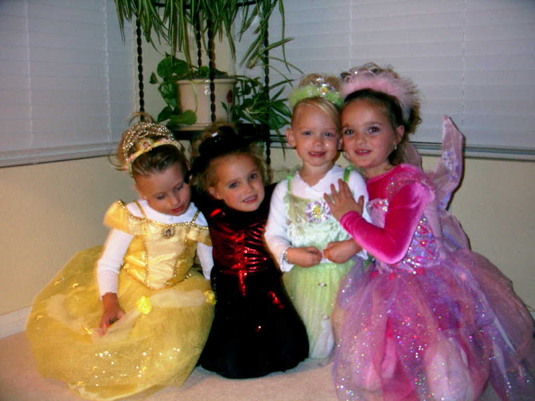 Princesses in the making!