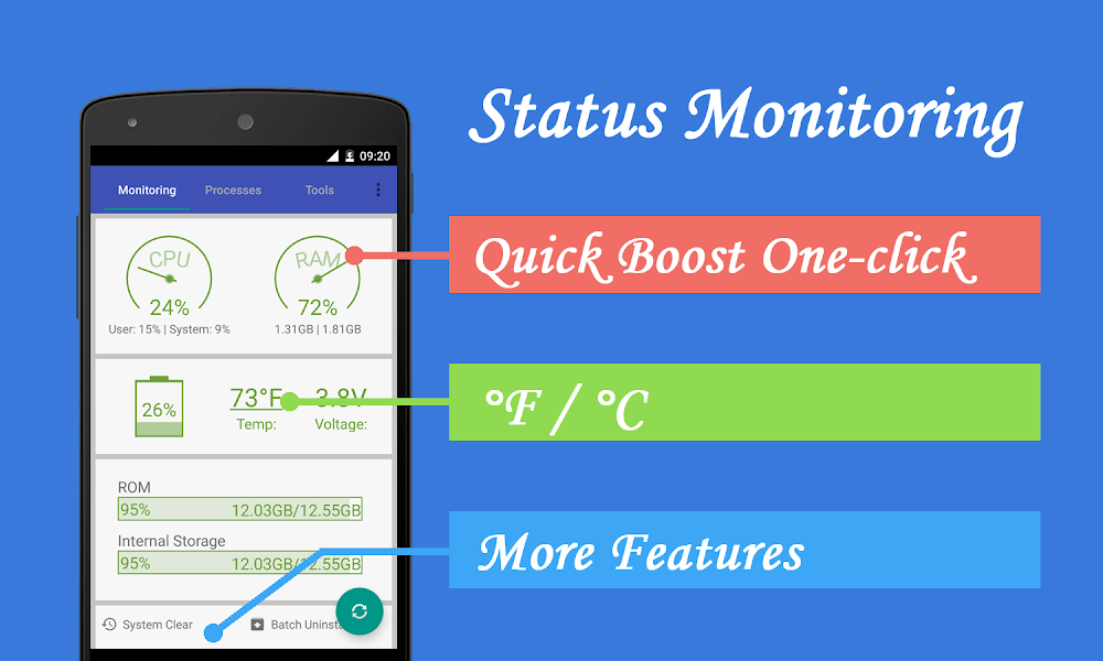 assistant-pro-for-android-screenshot-1