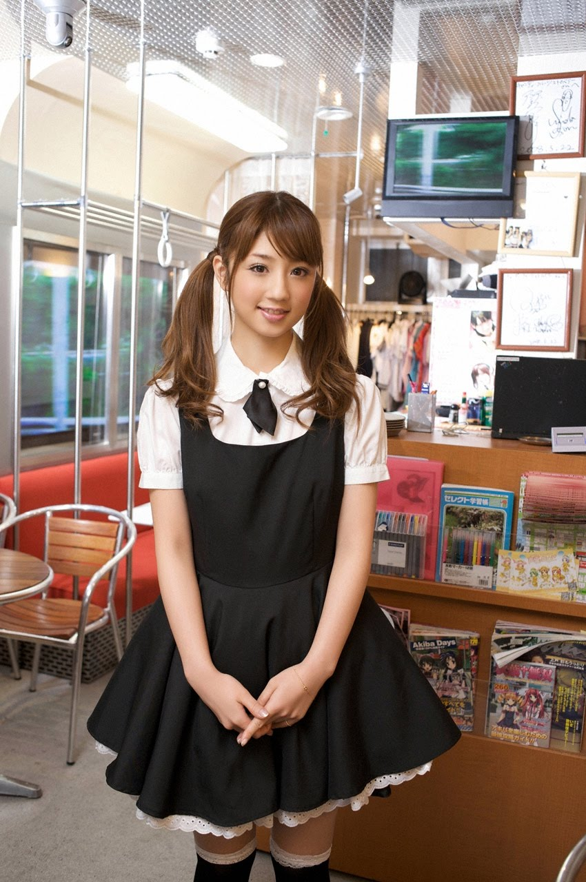 Yuko Ogura As Cute Waitress Societyonlin