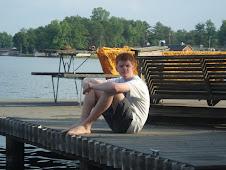 Matthew....... contemplating life!