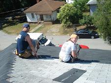 "Josh & Jeno....the ""Roofas"""