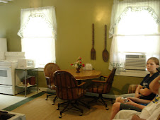 Ida Mae's living room