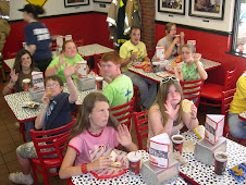 Meal Time at Firehouse Subs!!!