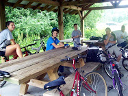 Our bike trip on the Virginia Creeper