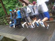We got skunked!!