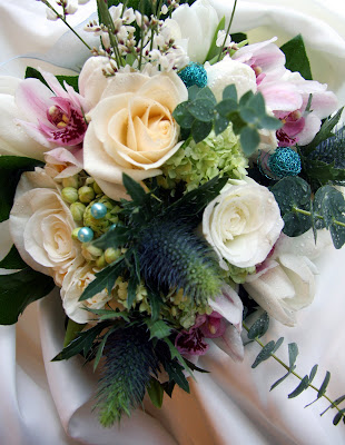 Flowers To Go With Teal Wedding Planning Discussion Forums
