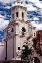 San Xavier, Tucson