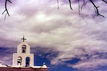 San Xavier del Bac, Santa Cruz Valley, Tucson