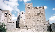 Impressive Yemeni architecture.