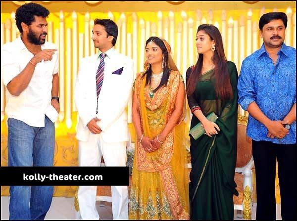 Director Siddique Daughter Marriage Stills-Prabhu-Nayan-Dileep