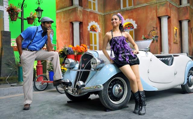 Thilalangadi movie latest stills
