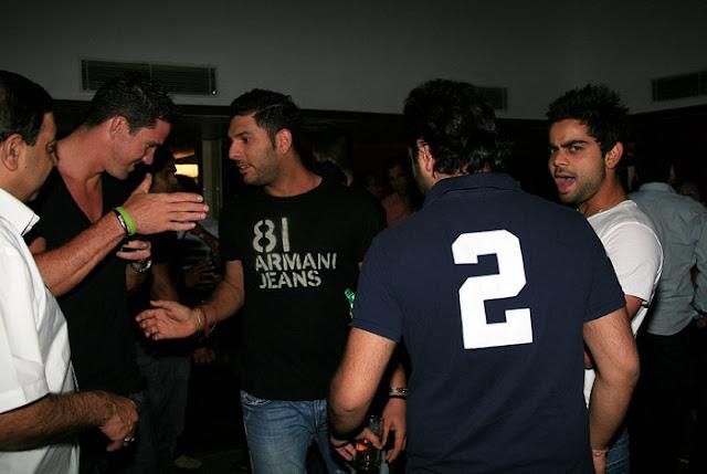 IPL Night Party