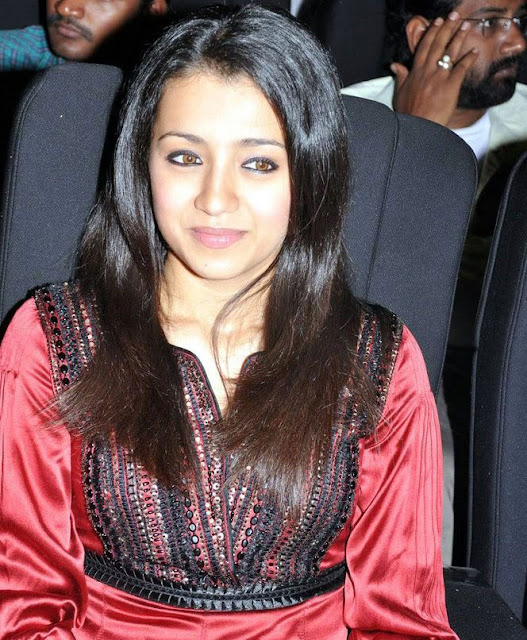 Trisha at kalavani Movie launch stills 2