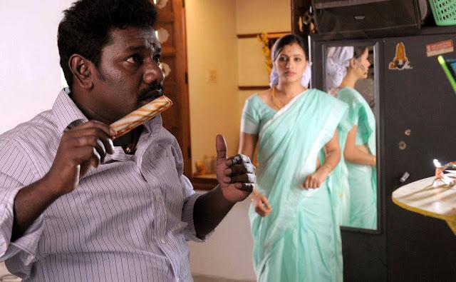 Ambasamuthiram Ambani Movie stills-Karunas-Navneet kaur