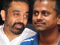 Kamal under A R Murugadoss Direction