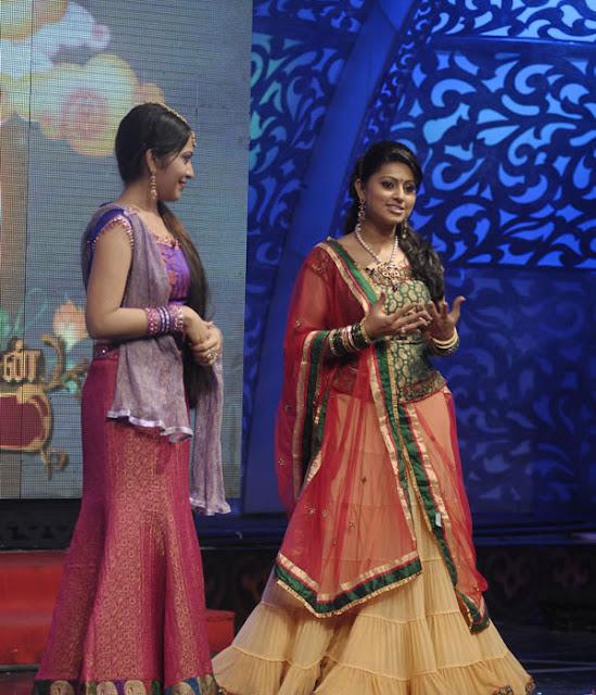 Sneha as guest for Vijay TV's 'Azhagiya Thamizh Magan' Still-3