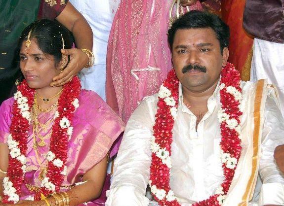 Vijay TV Gopinath-Durga marriage Still