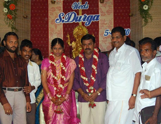 Vijay TV Gopinath Marriage Stills-8