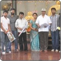 Kanden-Shanthnoo Bhagyaraj's Movie Launch