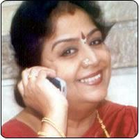 Anuradha Ramanan Passes away