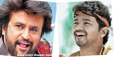 Rajinikanth (Endhiran) Vs Vijay (Kavalkaran) in August