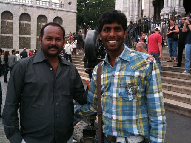 Ich Movie On Location Crew Stills-Nirav Shah