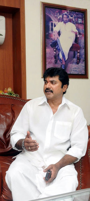 Sarathkumar turns 56 birthday stills 4