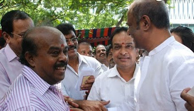 Rama Narayanan  president of the Tamil Nadu Film Producers' Council for third time