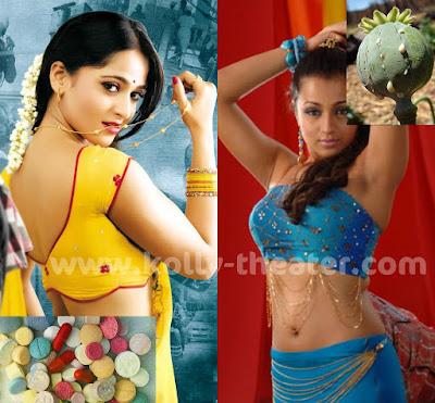 Anushka and Trisha Drug Ambassadors