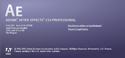 Adobe After Effects CS3 Professional Portable