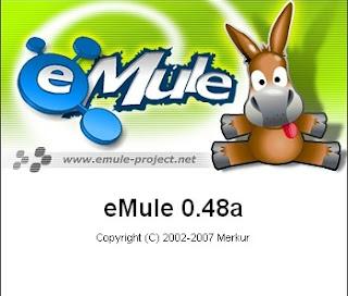 eMule 0.48a FINAL - Simplesmente o compartilhador de arquivos mais baixado na Internet!