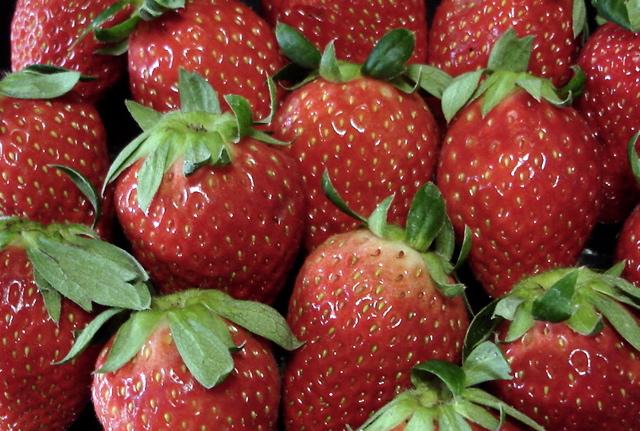 [Strawberries]