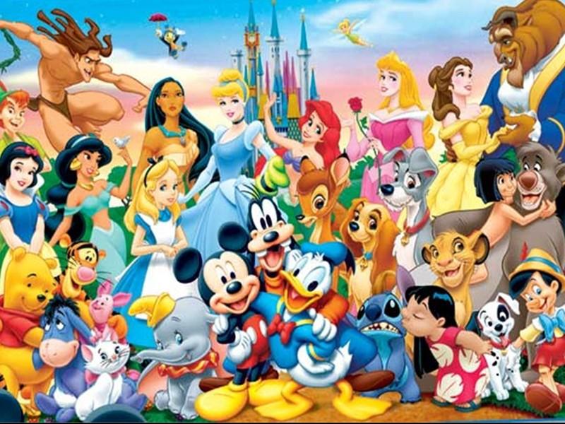 O Mundo De Ana Para Gostar Dos Desenhos Disney Nao Tem Idade